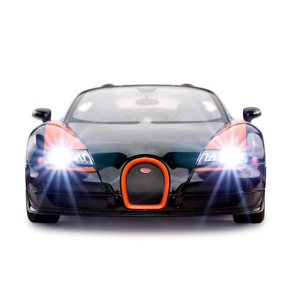 Bugatti Convertible: Bugatti Veyron Toy Car , RC Car