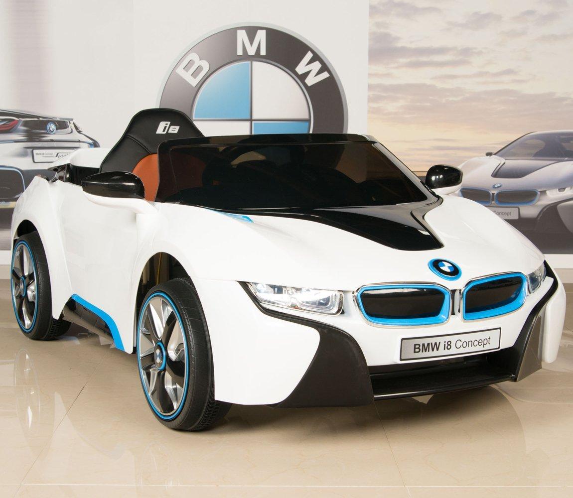Bmw I8: BMW I8 Kids Ride On Battery Powered Wheels Car